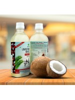 COLD PRESSED COCONUT OIL – 500 ML