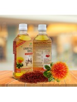 COLD PRESSED SAFFLOWER OIL 500 ML