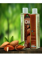 COLD PRESSED SWEET ALMOND OIL, EDIBLE-50 ML