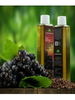 COLD PRESSED, GRAPE SEED OIL, EDIBLE-50 ML