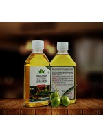 COLD PRESSED EXTRA VIRGIN OLIVE OIL, EDIBLE-180 ML